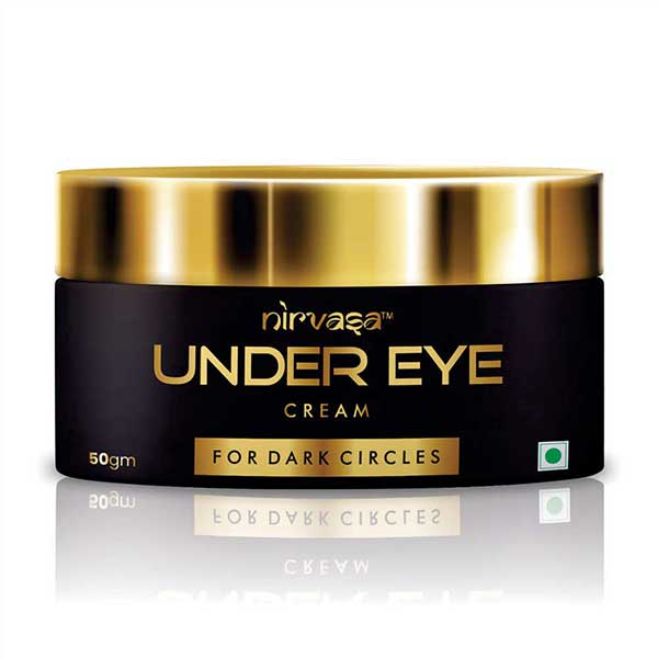 Nirvasa Under Eye Cream For Dark Circles