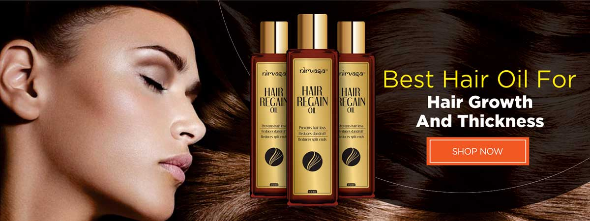 Nourish Your Hair With Best Hair Oil