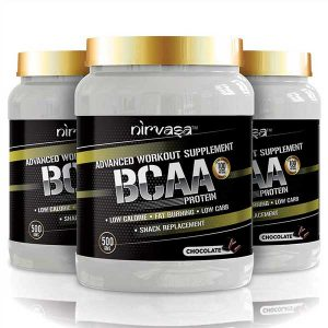 BCAA protein supplements