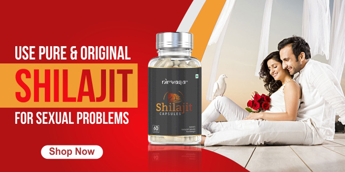 Shilajit Capsules For Improved Sexual Wellness And Overall Health