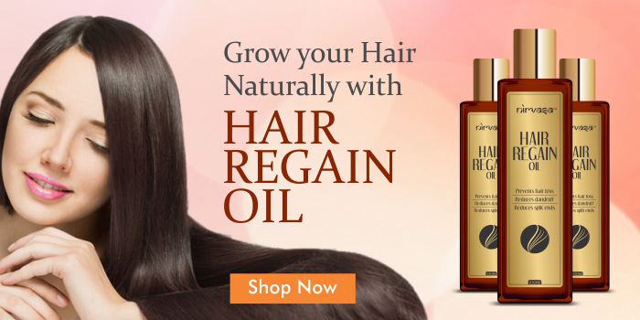 How Using Hair Regain Oil Regularly Can Benefit Your Hair?